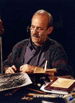 هنرمند معاصر استاد یدالله کابلی