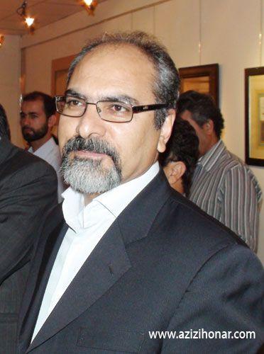 هنرمند معاصر استاد علی شیرازی