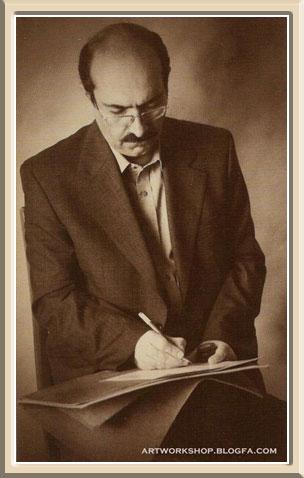 هنرمند معاصر استاد مجتبی ملک زاده